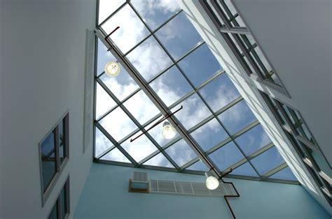 curtain wall roof triangular curtain wall roof light architectural glass