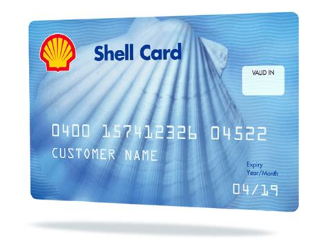 Shell Business Credit Card Payment
