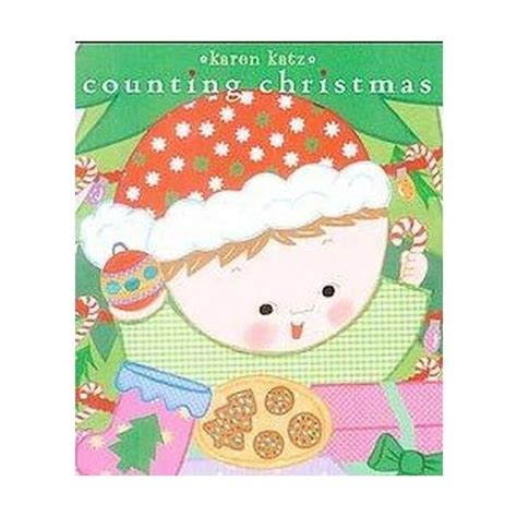 counting kisses classic board counting christmas classic board books by karen katz target
