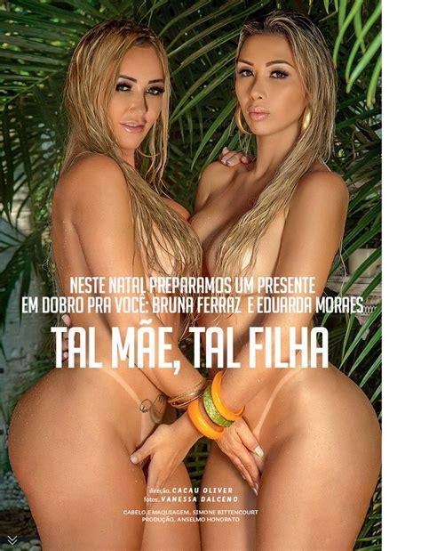 Fotos Da Revista Sexy Bruna E Eduarda M E E Filha De Dezembro