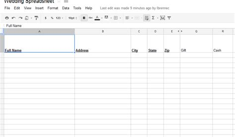 buying gifts tracker sheet the cavalier all in one wedding spreadsheet