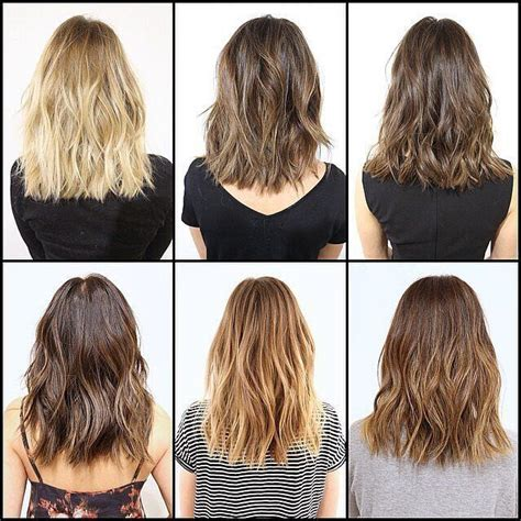 15 Exciting Medium Length Layered Haircuts   PoPular Haircuts