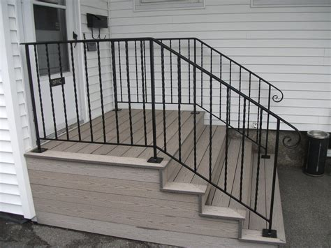 Exterior Banister by Photos For Mainely Handrails Yelp