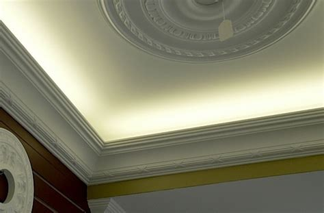 gesims beleuchtung 17 best images about tray ceiling lighting on