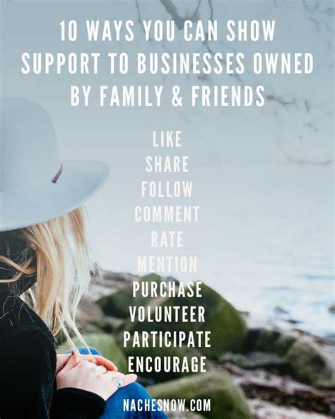 10 Ways To Show Your Parents You Are Responsible by 10 Ways You Can Show Support To Businesses Owned By Family