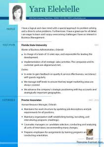 Resume Picture Sample resume format sample pictures to pin on pinterest