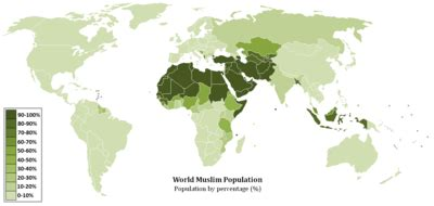 islam by country wikipedia