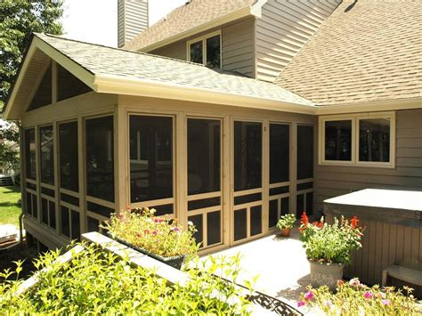 porch design how to screen a porch screened porch photos photos of