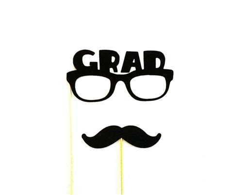 printable photo booth props graduation graduation party photo booth props class of 2013
