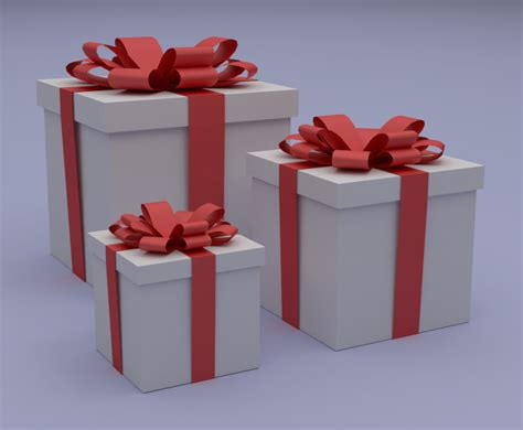 gift boxes gift boxes modeled and rendered with blender 3d flickr