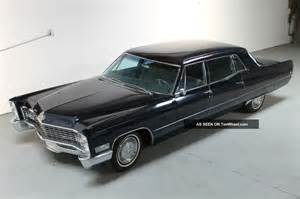 1967 Fleetwood Cadillac 1967 Cadillac Fleetwood Series 75 Absolutely In Admiralty Blue