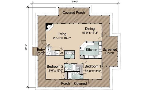 island basement house plans rooms