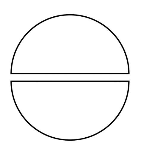 two halves two halves of a fraction pie clipart etc