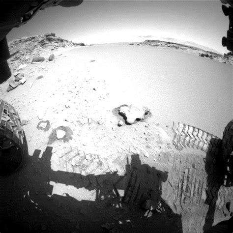 Moonlit Intresse curiosity attraversa con successo la duna e arriva nella