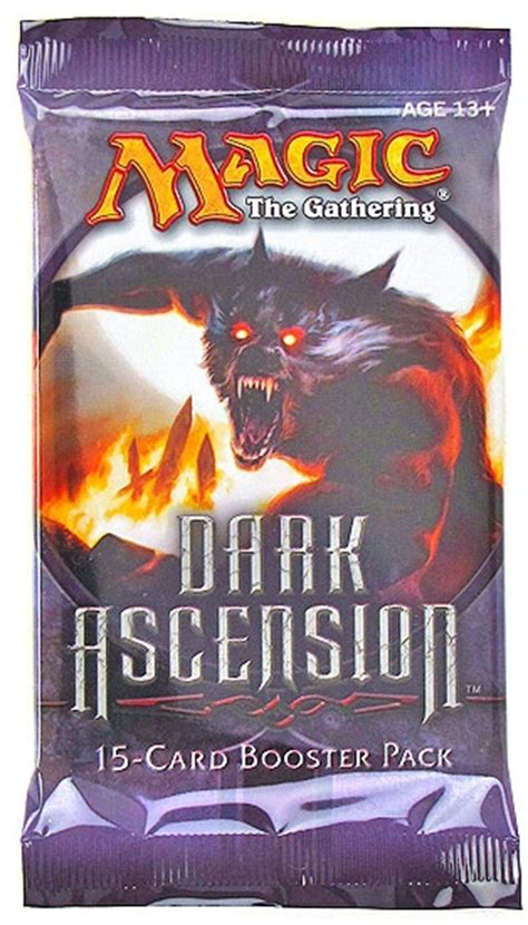 Magic The Gathering Booster Pack Ascension magic the gathering ascension booster pack mikaeus