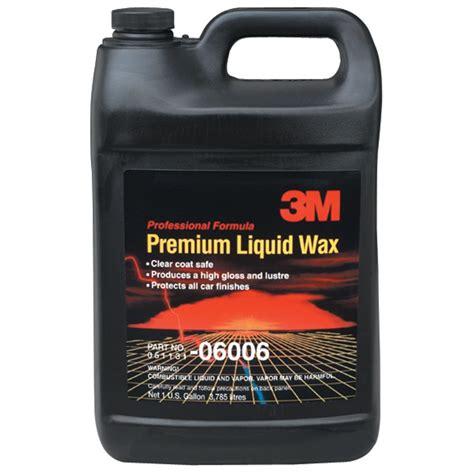 3m Car Care Premium Wax 350ml premium liquid wax 1 gallon 3m 6006
