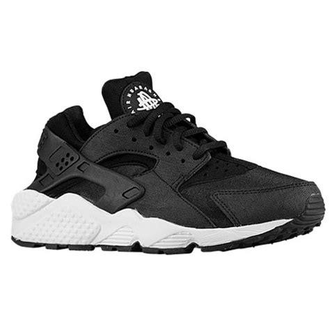 nike air huarache s running shoes black