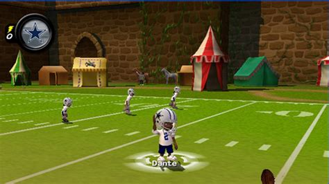 backyard football ps3 backyard football 2009 game ps2 playstation