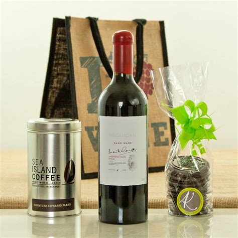 Mcguigan Handmade Shiraz - i wine australian shiraz gift bag by jones and jones