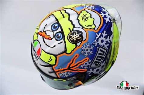 Helm Agv Di Yamaha valentino helmets