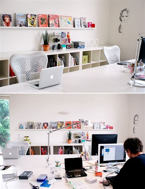 home office graphic design funky workspaces with artistic flair