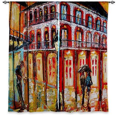 new orleans curtains window curtains unlined dianoche by karen tarlton new