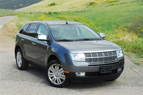 lincoln mkx 2009 reviews 2009 lincoln mkx luxury crossover review test drive