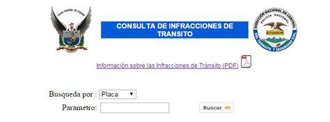 consultar infracciones de transito por placa consultar infracciones de transito por placa autos post