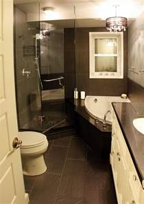 Small Master Bathroom by Bathroom Ideas