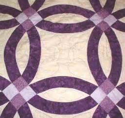 wedding ring quilt pattern templates wedding ring quilt pattern
