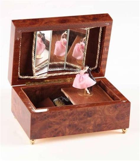 bailarina de caja de musica caja de m 250 sica bailarina cajas de musica preciosas