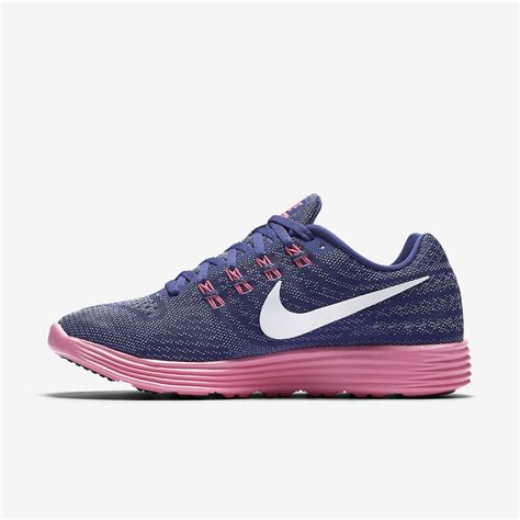 purple nike shoes nike womens lunartempo 2 running shoes purple