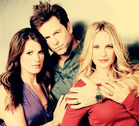 yrs sharon case and michael muhney together again in michael sharon melissa michael muhney photo 34772686