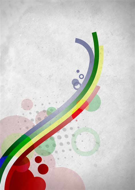 poster design background vector abstract vector design