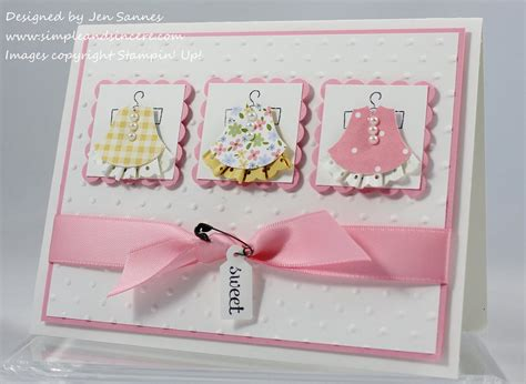 baby cards to make simple sincere sweet baby