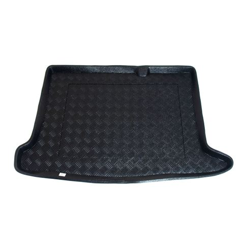 Rubber Car Boot Mat by Dacia Sandero Rubber Car Mats Tailored Boot Liner 2012