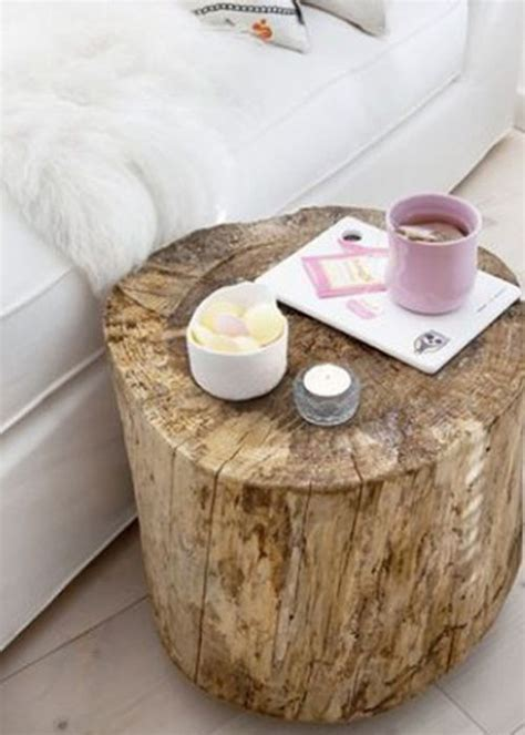 Table De Nuit Rondin De Bois table de chevet 30 id 233 es de table de nuit en r 233 cup