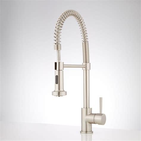 faucets for kitchen kohler coil faucet
