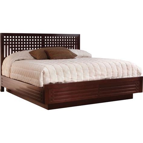 glasgow platform bed