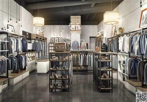 Display Apparel On Showroom Floors - h m clothes store fixtures decoration wholesale from f m