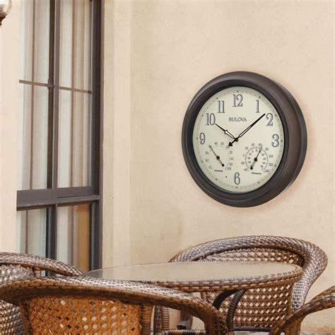 clocks decor outdoor clocks outdoor decor the home depot