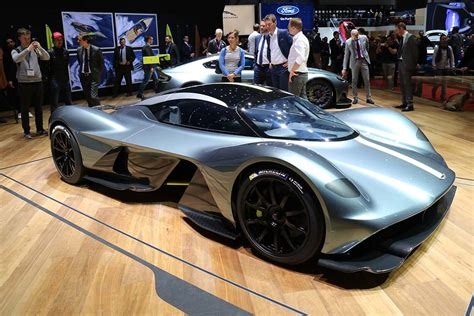 f1 based aston martin valkyrie set to punch out at least