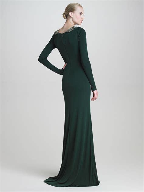 How to Wear Long Sleeve Chiffon Maxi Dress   Fashion Fuz