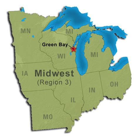 green bay map green bay fish and wildlife conservation office u s fish and wildlife service midwest region