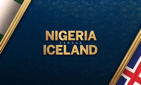 nigeria vs iceland highlights www