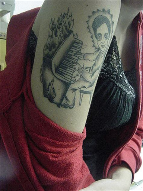 milk tattoo neutral milk hotel image archive fan inspired