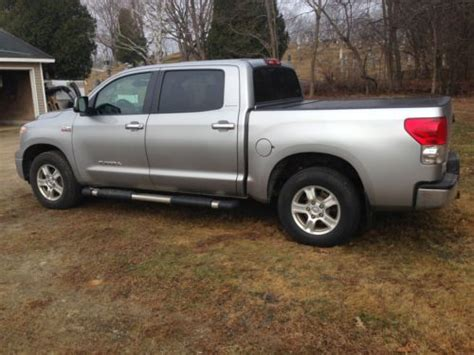 Toyota Tundra For Sale In Maine Purchase Used 2007 Toyota Tundra Limited Crew Cab 4