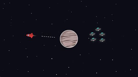 minimalist space minimal jupiter attack by madcatz5 on deviantart
