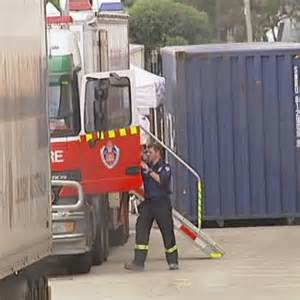 Cargo And Logistics Management Wetherill Park Two Crushed To In Wetherill Park Shipping