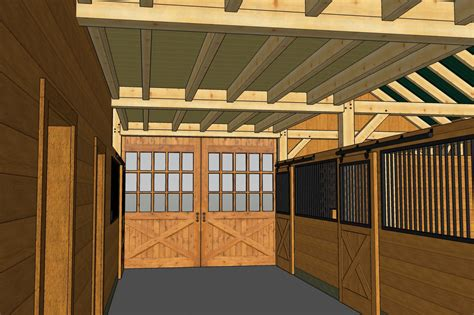 features post  beam horse barns  barn yard great country garages